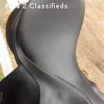 "17"" Windsor Elite Dressage Saddle"