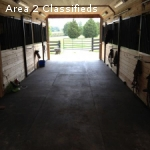 2 Stalls Available in Beautiful Private Barn near Goldvein