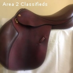 Black Country Ricochet Saddle for sale