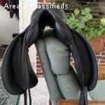 County Connection Dressage Saddle For Sale
