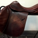 County Sensation Jump Saddle for sale