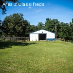 Fabulous Furnished Winter Rental in Aiken Horse Country