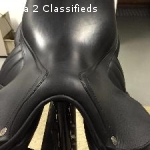 Gorgeous Antares Dressage Saddle
