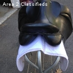 Hulsebos WB4 dynanmic Dressage Saddle