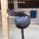 Like New CWD SE09 Jump Saddle For Sale