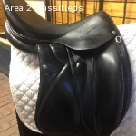 Used Devoucoux Dressage Saddle