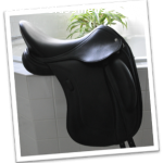 "17"" Schleese Obrigado Dressage Saddle for Sale"