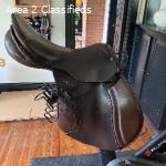 """18"""" 29cm Stubben Roxane w/ Biomex Seat"""