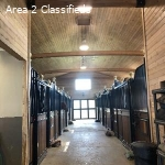 Boarding at Lovely Eventing Barn