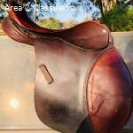 English Jump Saddle