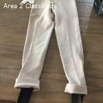 EquiStar Riding pants Girls sz8