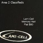 Lami Cell Memory Half Pad