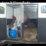 Sundowner valulite 2001 4 horse gooseneck trailer